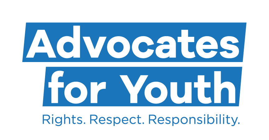 Logo for Advocates for Youth