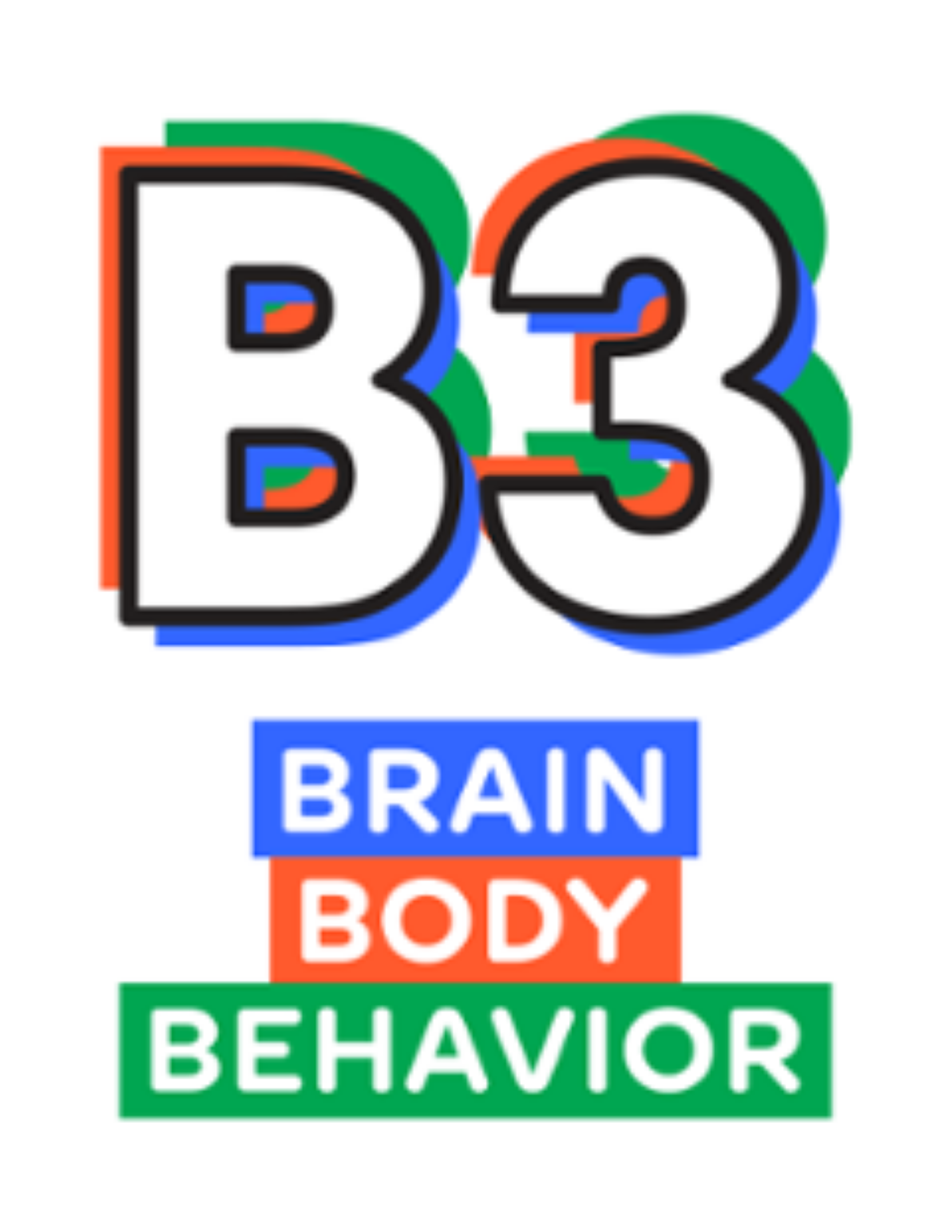 B3 Brain-Body-Behavior cover size