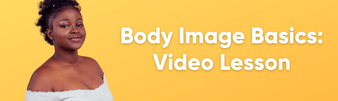Body Image Video Lead Magnet Header